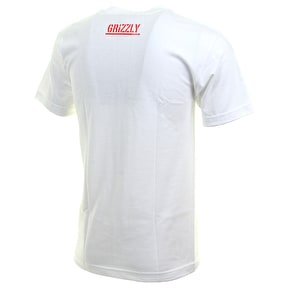 Grizzly MSA T-Shirt - White