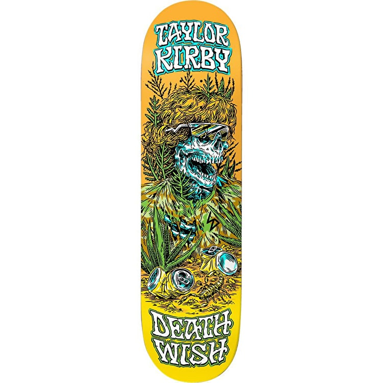 Deathwish Buried Alive - Kirby Skateboard Deck 8.25""
