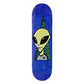 Alien Workshop Logo Skateboard Deck - Visitor 8.25
