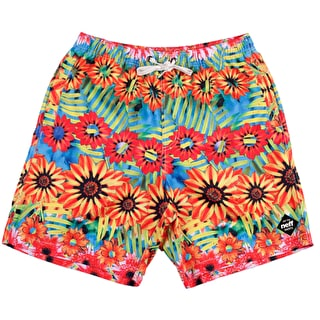 Neff Sunfloral Shorts