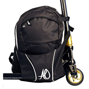 AO Backpack - Black/Grey