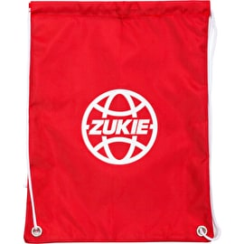 Zukie Drawstring Bag - Red