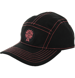 Dogtown Soul Volley Strapback Cap - Red