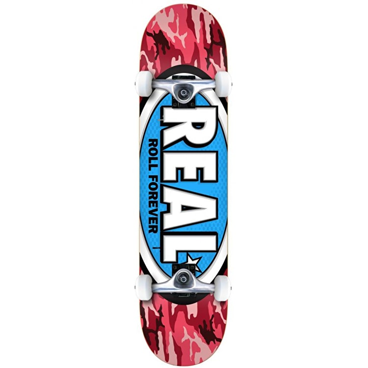 """Real AWOL Ovals Complete Skateboard - 8"""""""