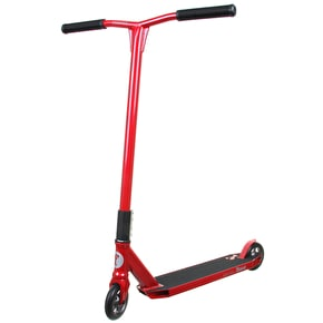 Flavor Complete Scooter - Essence - Red Pearl/Gun Metal