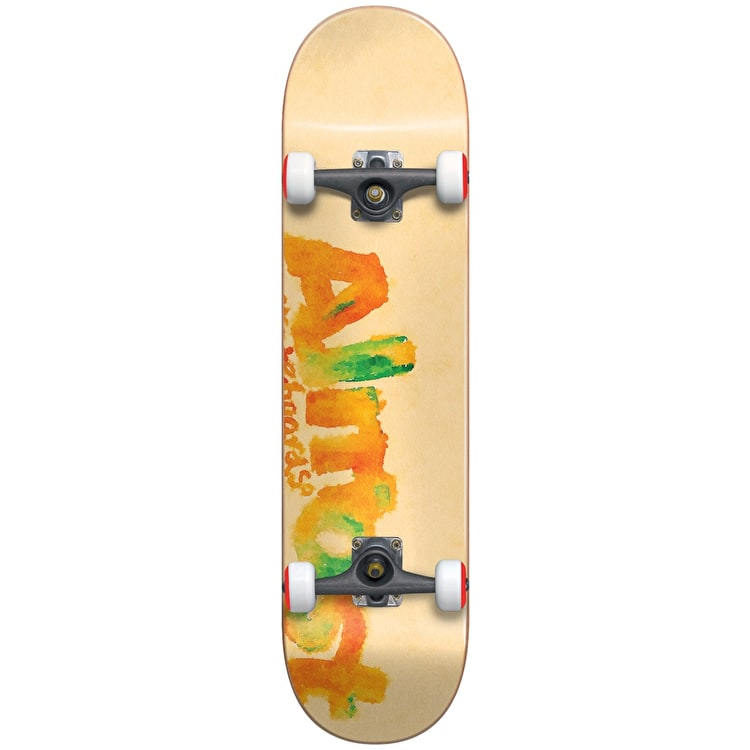 Almost Blotchy Complete Skateboard - Peach 7.75""