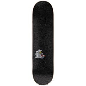 Almost Top Cat Premium Complete Skateboard - Teal 8.0