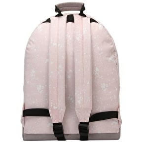 Mi-Pac Splattered Backpack - Pink