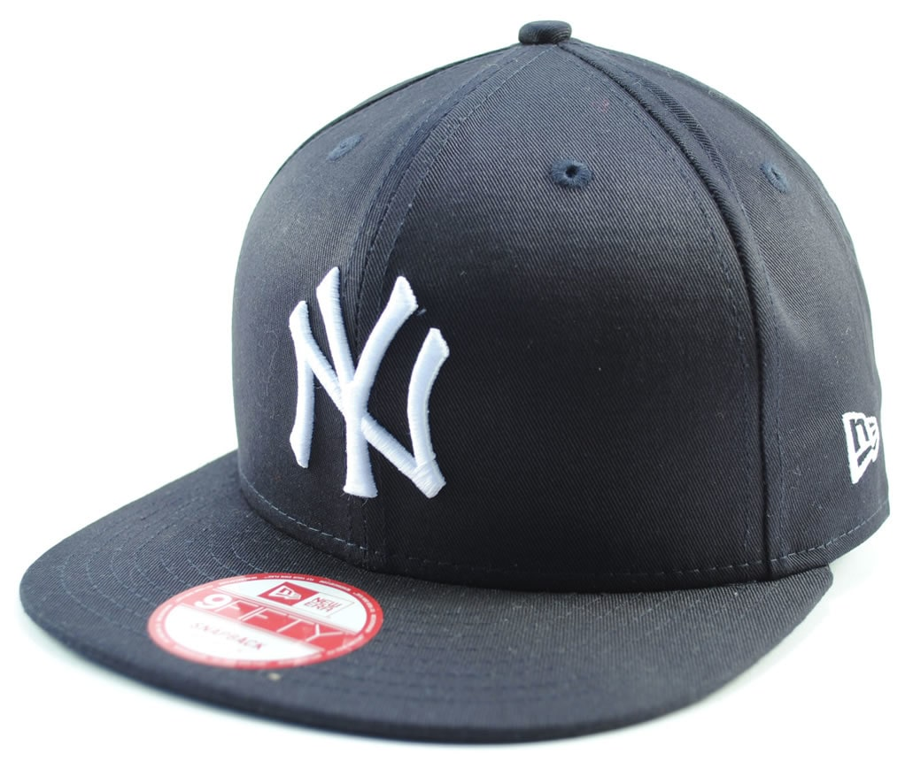 fde735d799a New Era New York Yankees MLB 9FIFTY Snapback – Navy White
