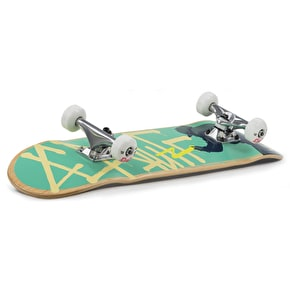 Enuff Tag Graffiti Complete Skateboard - Green