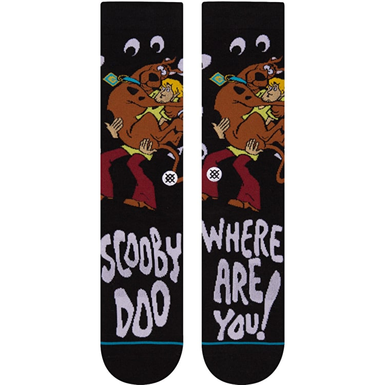 Stance Where Are You Socks - Black