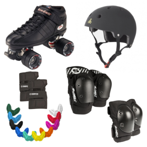 Roller Derby Starter Package- Riedell R3 Scabs Advanced