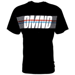 Diamond Triathalon T-Shirt - Black