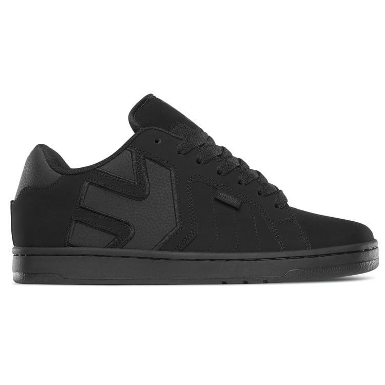 Etnies Fader 2 Skate Shoes - Black/Black/Black