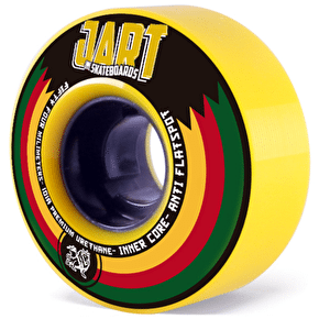Jart Skateboard Wheels - Kingston 54mm 101a (Pack of 4)