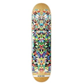 Zoo York ZY/XY Skateboard Deck - Natural 8.3