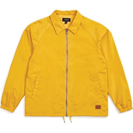 Brixton Claxton Collar Jacket - Nugget Gold