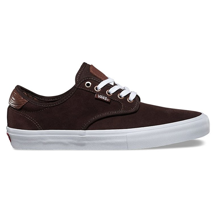 Vans Chima Ferguson Pro Skate Shoes - (Pacific NW) Coffee Bean