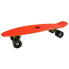 Madd Krunk Retro 81 Skateboard - Red / Black