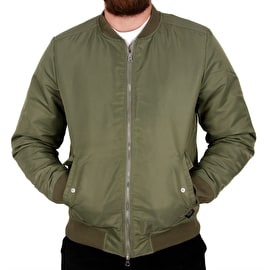 WeSC Rush Jacket - Deep Lichen Green
