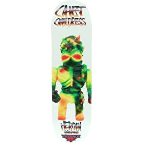 Heroin Violence Toy Skateboard Deck - Childress 8.5