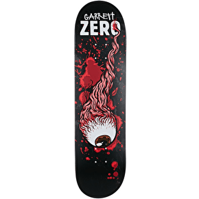 Zero Skateboard Deck - Severed Ties R7 Garrett 8.25