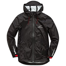 Alpinestars Resist Rain Jacket - Black