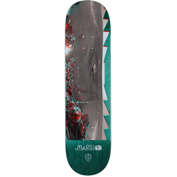 Alien Workshop Embrace Mars Skateboard Deck - 8.25""