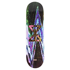 Sour Sourglass Skateboard Deck - Static 7.875