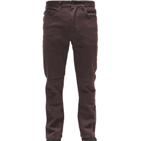 Fourstar Collective Slim Fit Denim Jeans - Plum