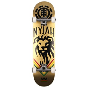 Element Nyjah King Complete Skateboard - 7.75