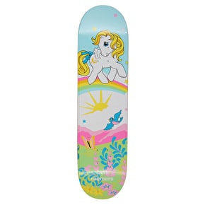 Enjoi My Little Pony Cool World Skateboard Deck - Raemers 8.125