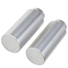 81 Customs Stainless Steel Peg System (pair)