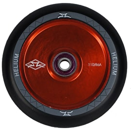 AO Helium 110mm Scooter Wheel - Red