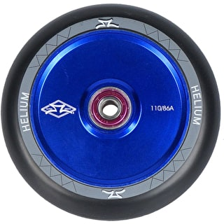 AO Helium 110mm Scooter Wheel - Blue