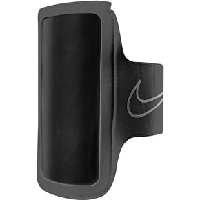 Nike Lightweight Arm Band 2.0- Black/Silver
