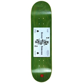 Chocolate Calling Card Skateboard Deck - Anderson 8.125