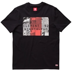 Element T-Shirt - VX1 - Flint Black