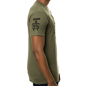 Alpinestars Ajax T-Shirt - Military Green