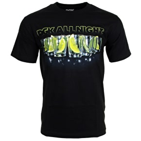 DGK All Night T-Shirt - Black