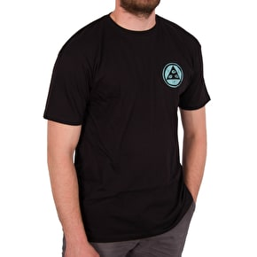 Welcome Summon Komodo T-Shirt - Black/Blue
