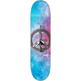 Jart No War Skateboard Deck