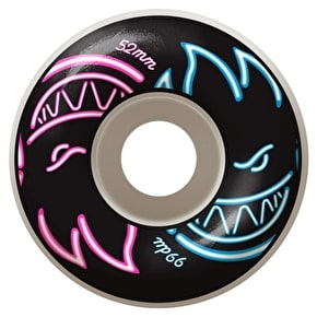 Spitfire Git Lit Neon Skateboard Wheels - 52mm (Pack of 4)