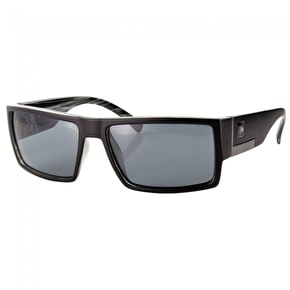 Carve Shady Deal Polarized Sunglasses - Matte Black