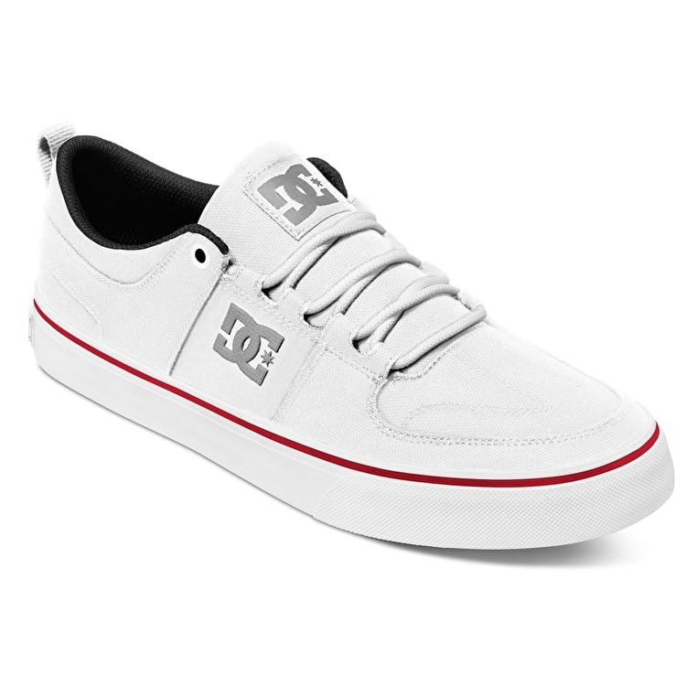 DC Lynx Vulc Shoes - White