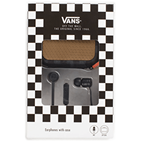 Vans Earphones - Black