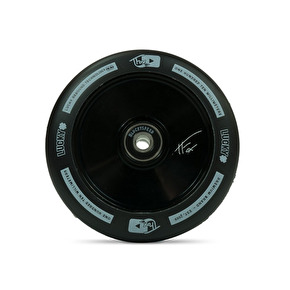 Lucky Scooters Tanner Fox Sig 110mm Scooter Wheels - Black/Black