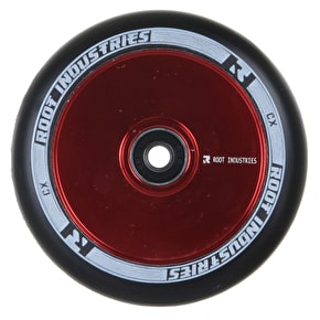 Root Industries 110mm Air Scooter Wheel - Black/Red