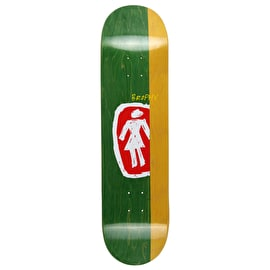 Girl Sketchy OG Skateboard Deck 8.25