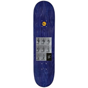 Girl Contemporary Skateboard Deck - Malto 8.125